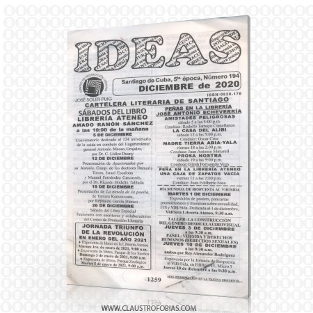 Boletín Ideas - No.194 1